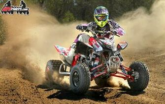 Kyle Fix   Honda 450R ATV   Wallpaper