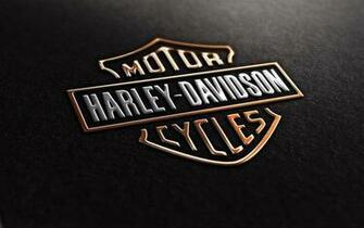 Harley Davidson Logo Motorcycle Wallpaper Wide 10715