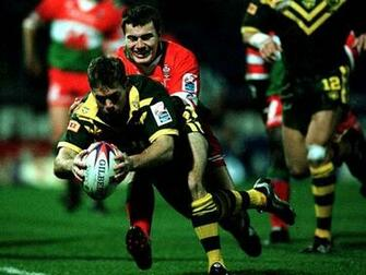 Gallery For Brett Kimmorley Australia Wales Rugby League Wallpaper