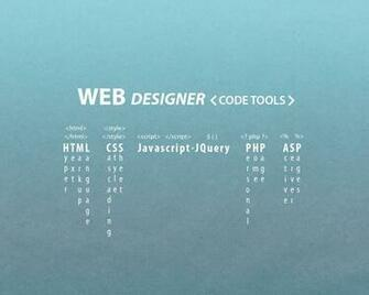web designer code tools wallpaper by dabbex30