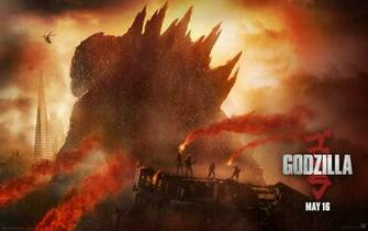 Wallpaper Godzilla 2014 Pictures to pin