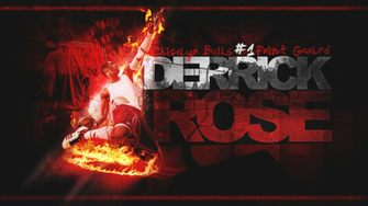 Derrick Rose Chicago Bulls Desktop Wallpaper cute Wallpapers