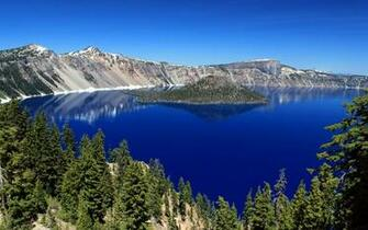 Crater Lake National Park Hd 8 Background   Trendy Wallpapers