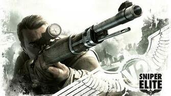 Sniper Elite Wallpapers HD Wallpapers