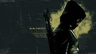 Green Arrow Wallpaper Cw image gallery