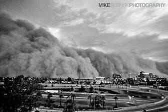 The Phoenix Haboob of July 5th 2011 Phoenix Wedding