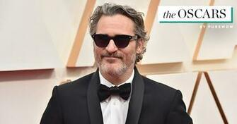 Joaquin Phoenix Wins Oscar Award for Best Actor   PureWow