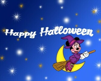 navigation disney mickey mouse halloween desktop wallpaper printable
