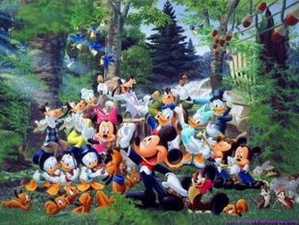 Disney Cartoon wallpaper   Classic Disney Wallpaper 14020686