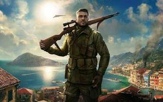 Sniper Elite 4 HD Wallpapers and Background Images   stmednet