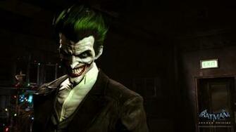 Joker Deathstroke Gordon and Batman feature in these HD Arkham