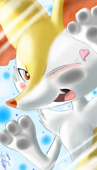 Braixen Pokemon Wallpaper Images Pokemon Images