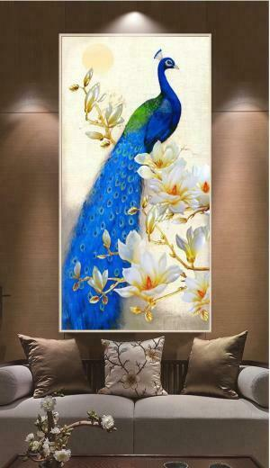 Product Show   Beautiful Flower Bird Waterfall 39739   HD