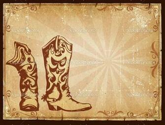 Western Theme Backgrounds Cowboy old paper background for text with