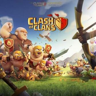 Download image 2048 X 1152 Pixel Clash Of Clans Wallpaper PC Android