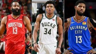 NBA announces official award finalists for the 2018 19 season