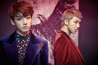 Kim Namjoon BTS images RM and Jungkook HD wallpaper and background