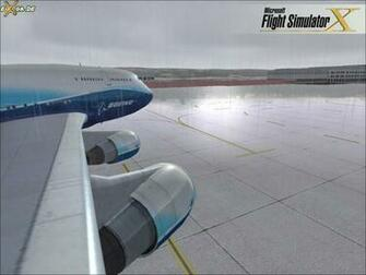 fs04 Screenshot Wallpaper for Microsoft Flight Simulator X   eXgaus