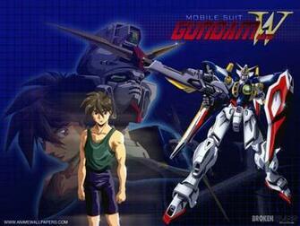 Download full size Gundam Wing Wallpaper Num 22 1024 x 768 184