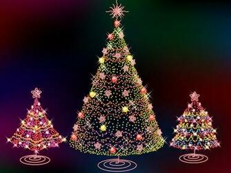 Christmas Tree WallpaperComputer Wallpaper Wallpaper Downloads