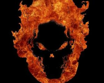 Ghost Rider Skull Wallpapers