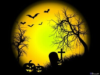 Halloween Desktop Background HD Wallpaper
