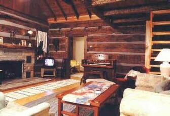 Log Cabin Wallpaper For Rooms Joy Studio Design Gallery   Best