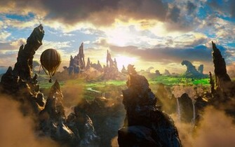 Oz the Great and Powerful HD Desktop Wallpapers Oz the Great and