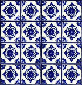 Spanish Tile Design