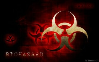 Biohazard Symbol Radioactive Wallpaper PicsWallpapercom