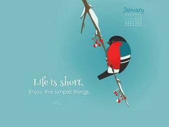 2015 life is short wallpaper download christian january wallpaper