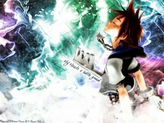 Kingdom Hearts PC Game Desktop Background 04 Imagez Only