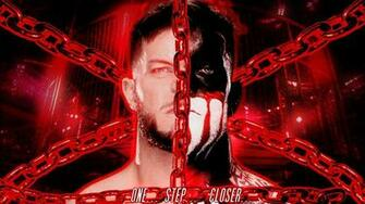 Finn Blor Elimination Chamber WallpaperFan Art SquaredCircle