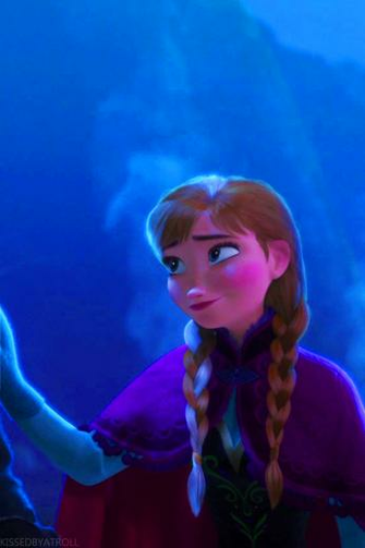 Frozen phone wallpaper   Princess Anna Photo 38994754