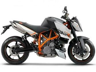 2012 KTM 990 Duke R Motorcycle review specifications