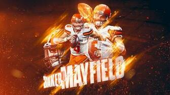 Baker Mayfield Desktop Wallpaper Browns