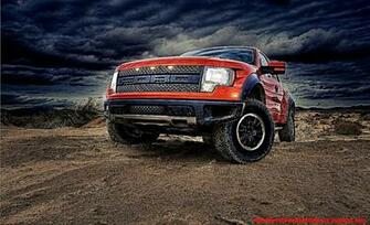 3D Ford Pickup Trucks Wallpapers Desktop Backgroud