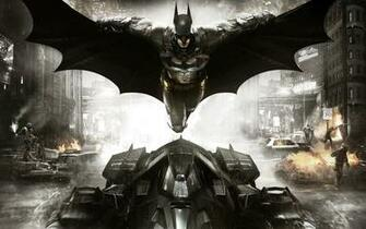 Batman Arkham Knight Wallpaper HD   Select Game