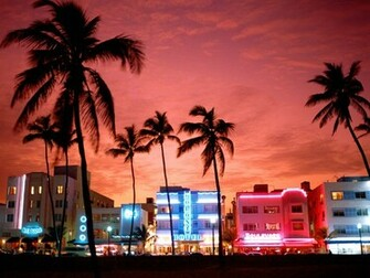 South Beach MiamiFlorida Computer Wallpapers Desktop Backgrounds