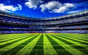 Baseball Stadium Wallpapers