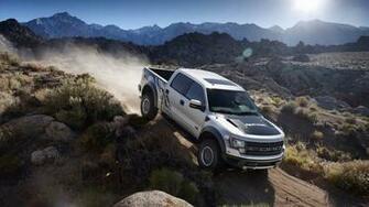 Ford Raptor Truck HD Wallpaper   HD