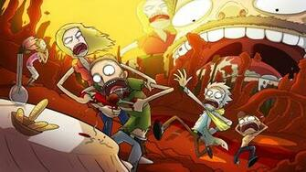 Top Rick And Morty Funny Wallpapers