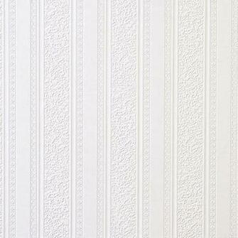 Striped Beadboard Paintable   Fitzgerald   Brewster Wallpaper