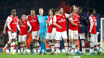 Arsenal 2   0 Manchester United   Match Report Arsenalcom