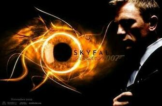 Online Wallpapers Shop Skyfall Poster James Bond 007 Skyfall