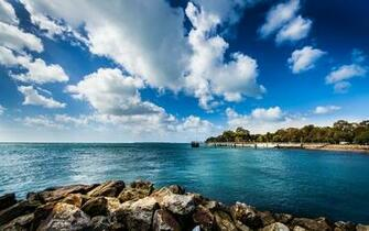 Ocean Landscape Wallpapers HD Pictures Live HD Wallpaper