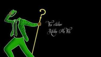 Riddler Question Mark Wallpaper The riddler wallpaper by