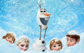 Bilder Walt Disney 3D animationsfilm Frozen wallpaper