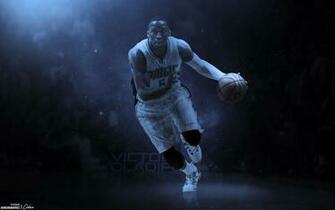 Victor Oladipo Wallpaper by GibsonGraphics