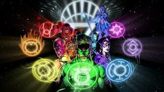 Green Lantern Guardians Wallpapers